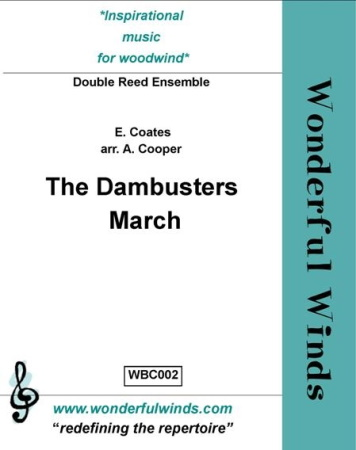 THE DAMBUSTERS MARCH (score & parts)