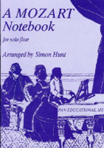 A MOZART NOTEBOOK