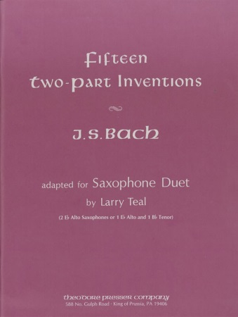 FIFTEEN TWO-PART INVENTIONS
