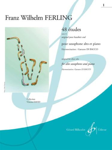 48 ETUDES Op.31 Volume 1