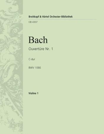 BRANDENBURG CONCERTO No.2 Violin 1