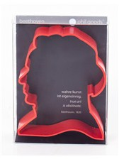 COOKIE CUTTER Beethoven (Red)