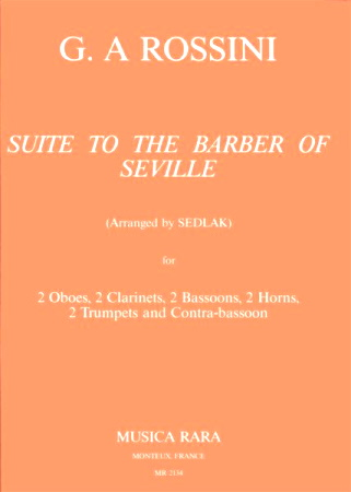 SUITE from 'The Barber of Seville'
