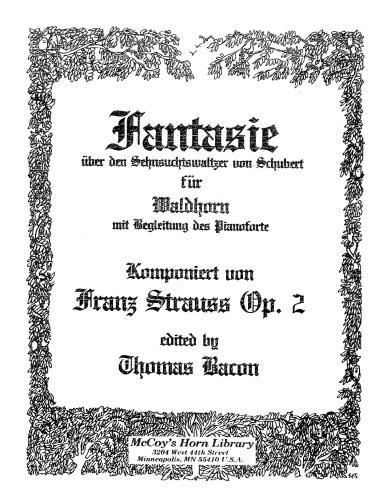 FANTASIE Op.2