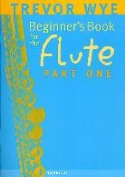 BEGINNER'S BOOK FOR THE FLUTE Part 1
