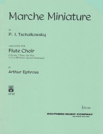 MARCHE MINIATURE