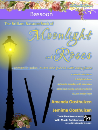 THE BRILLIANT BASSOON BOOK of Moonlight and Roses