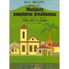 MUSIQUES POPULAIRES BRESILIENNES (playing score)