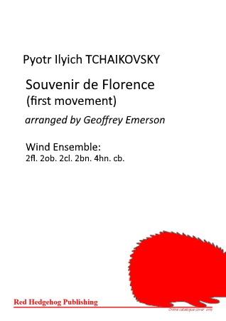 SOUVENIR DE FLORENCE 1st Movement (score & parts)