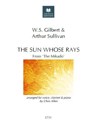 THE SUN WHOSE RAYS