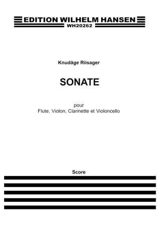 SONATE score