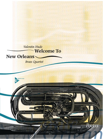 WELCOME TO NEW ORLEANS (scoer & parts)