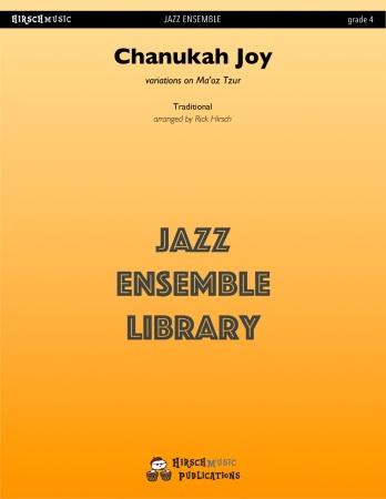 CHANUKAH JOY (score & parts)