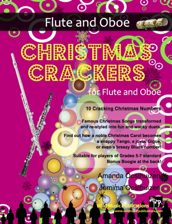 CHRISTMAS CRACKERS for Flute & Oboe