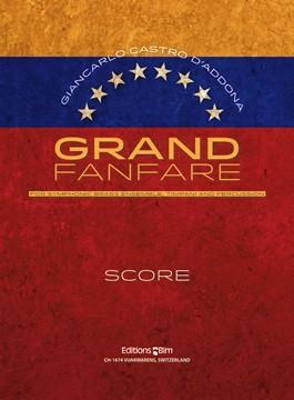 GRAND FANFARE (set of parts)
