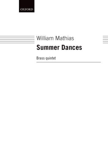 SUMMER DANCES (score & parts)