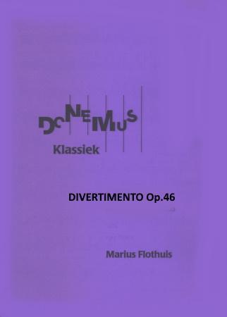 DIVERTIMENTO Op.46 score