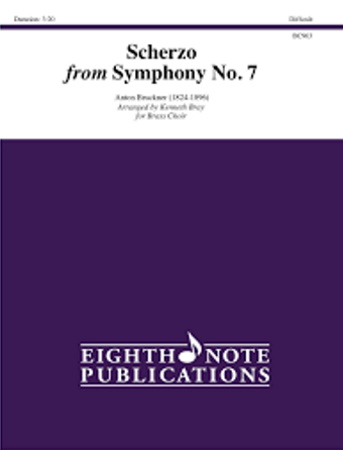 SCHERZO from Symphony No.7 (score & parts)