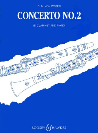 CLARINET CONCERTO No.2 in Eb major Op.74