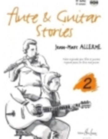 FLUTE AND GUITAR STORIES Volume 2 + CD