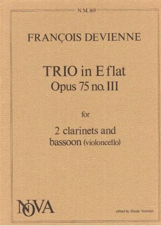 TRIO in Eb major Op.75 No.3