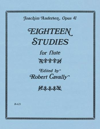 18 STUDIES Op.41