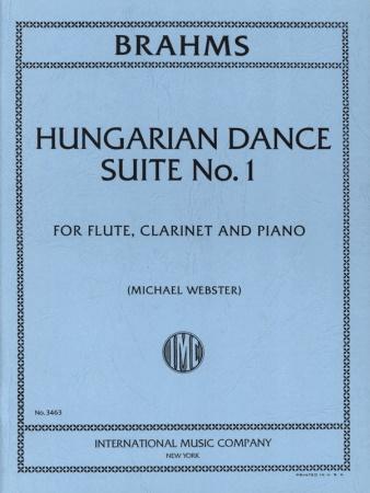 HUNGARIAN DANCE SUITE No.1