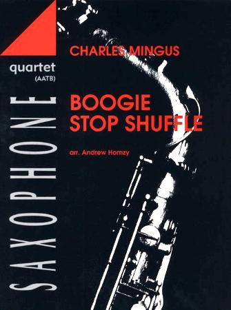 BOOGIE STOP SHUFFLE (score & parts)