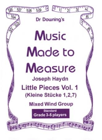 LITTLE PIECES Volume 1
