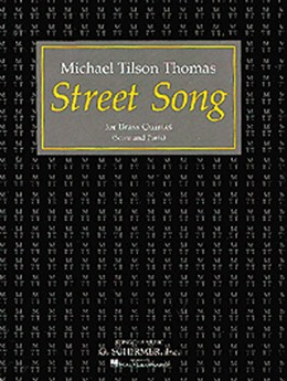STREET SONG (score & parts)