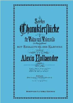 SECHS CHARAKTERSTUCKE Op.53