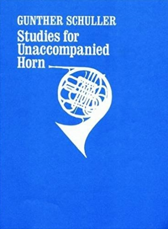 STUDIES FOR UNACCOMPANIED HORN