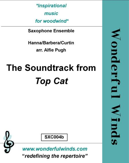 TOP CAT The Soundtrack (score & parts)