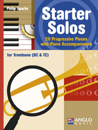 STARTER SOLOS + CD (treble/bass clef)