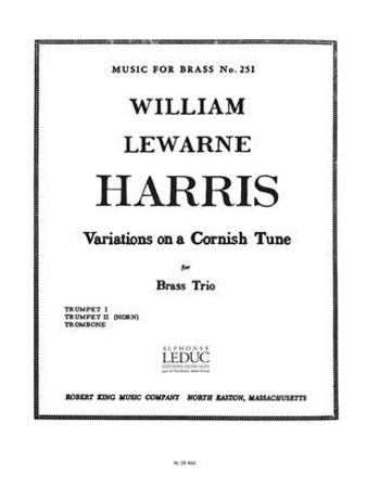 VARIATIONS ON A CORNISH TUNE