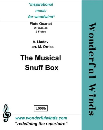 THE MUSICAL SNUFF BOX (score & parts)
