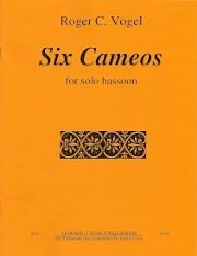 SIX CAMEOS (score & parts)