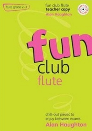FUN CLUB FLUTE Grade 2-3 Teacher Copy + CD