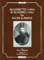 ALLEGRETTO and ALLEGRO