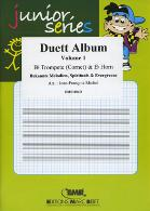 DUETT ALBUM (JUNIOR SERIES) (horn in Eb)