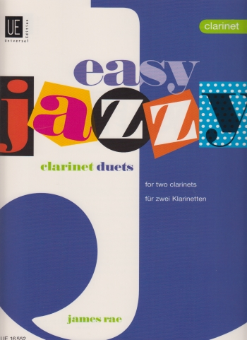EASY JAZZY CLARINET DUETS