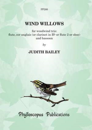 WIND WILLOWS Op.38 (score & parts)