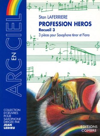 PROFESSION HEROS Book 3