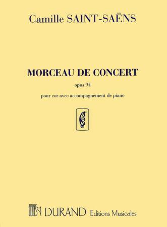 MORCEAU DE CONCERT Op.94