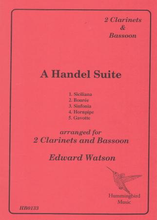 A HANDEL SUITE (score & parts)