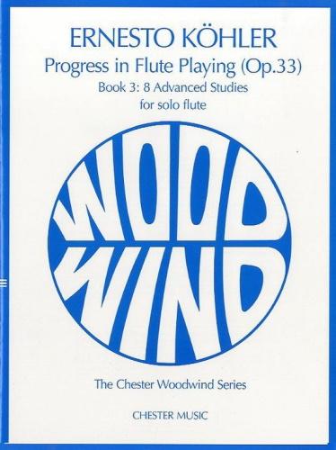 PROGRESS IN FLUTE PLAYING Op.33 Book 3