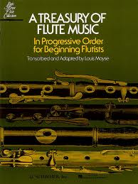 A TREASURY OF FLUTE MUSIC