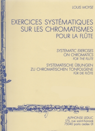 SYSTEMATIC EXERCISES ON CHROMATICS