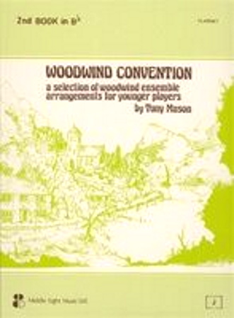 WOODWIND CONVENTION Book 2 in Bb