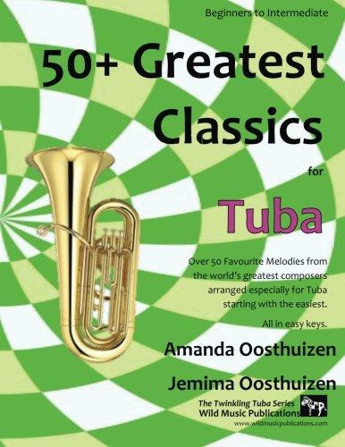 50+ GREATEST CLASSICS for Tuba